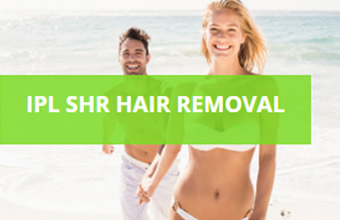 Hair Removal - IPL SHR